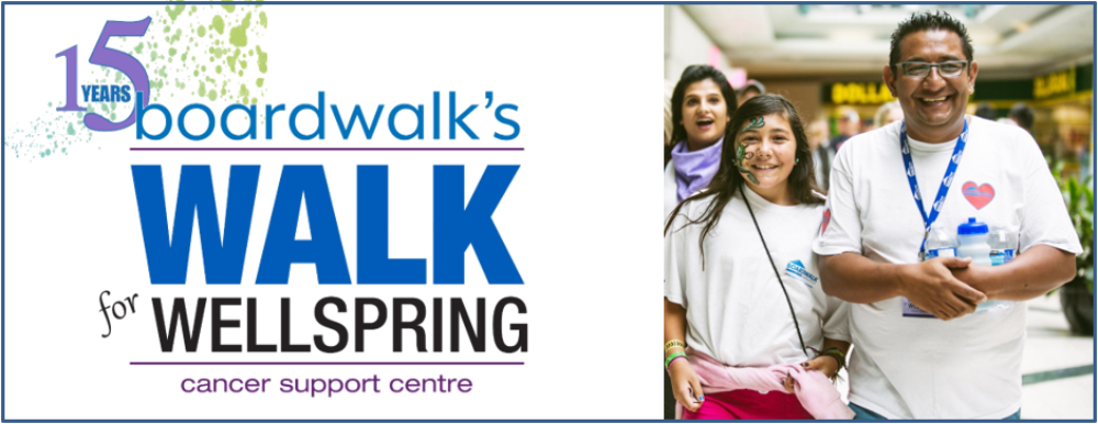 Boardwalk's Walk for Wellspring